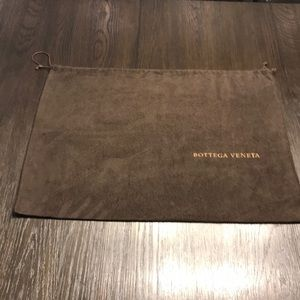 XL Bottega Veneta purse Signature dust bag